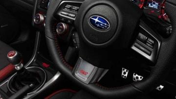 New Subaru WRX STI.