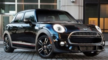 Mini Cooper Carbon Edition revealed