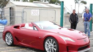 VACC Melbourne Motor Show Drive Demo