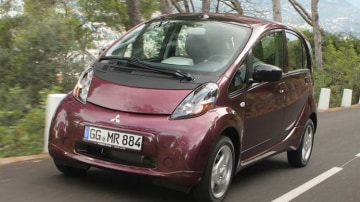 Mitsubishi's i-MiEV is to be the first electric car on sale to the public in Australia.