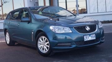 Holden Commodore VF Evoke