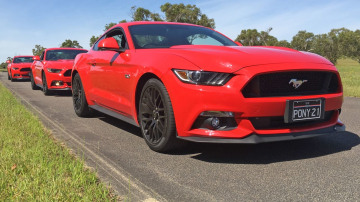 """2016 Ford Mustang Review   2.3T And 5.0 Litre V8 - """"I Am Mustang... Heart, Spirit And Soul"""""""