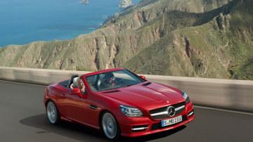 Mercedes-Benz has released its sportiest SLK roadster yet.