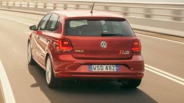 2014 Volkswagen Polo.