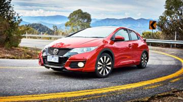 Honda has updated its Civic hatch.