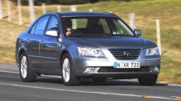 2008 Hyundai Sonata SLX CRDi