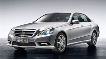 Missing: Mercedes was one of the strongest campaigners last year for just one Australian motor show per year. 2009 Mercedes-Benz E-Class