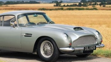 Aston Martin dips into its back catalogue with reborn DB4 GT