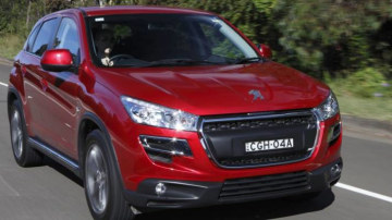 Peugeot 4008 And Citroen C4 Air Cross Recalled For Wiper Woes