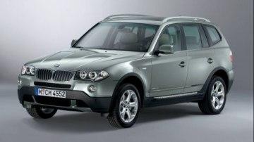 BMW Updates X3 Model Range