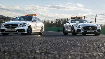 2015 Mercedes-AMG GT S - F1 Safety Car