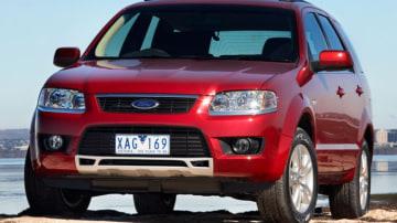 Ford Territory TS