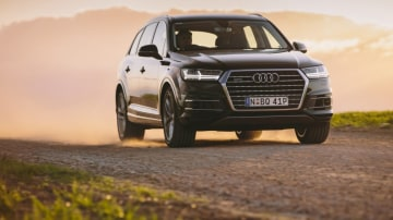 The all-new Audi Q7 remains a spacious and luxurious SUV.