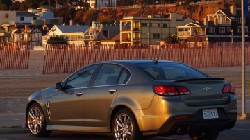 Chevrolet SS in the US.