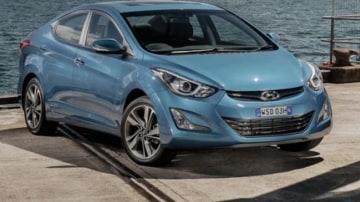 Hyundai Elantra Series II