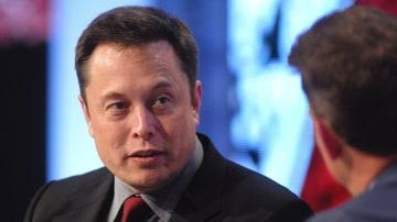 Tesla boss Elon Musk worth more than Warren Buffett