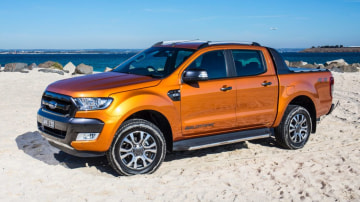 2017 Ford Ranger Wildtrak.