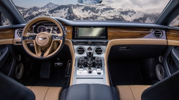 Bentley's new Continental GT blends luxury, technology and performance.