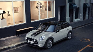 Mini Clubman Masterpiece.