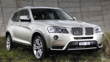 BMW X3 xDrive28i.