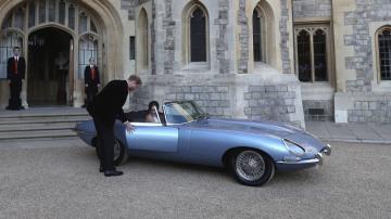 Jaguar to produce retro electric E-Type