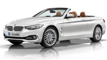 BMW 4-Series converible.