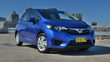 2017 Honda Jazz VTi Review   City Car With Space Of An SUV