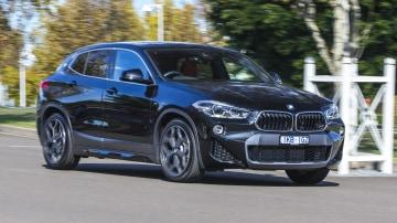 2018 BMW X2.