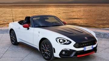 Fiat 124 Abarth Spider For Australia, Standard Car Staying Behind