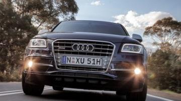 New Audi SQ5.
