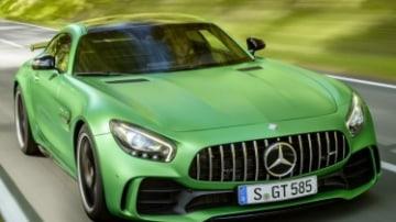 Full details: Mercedes-AMG GT R