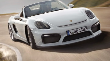 Porsche Boxster Spyder: $169,000 Hero Revealed, In Australia Late 2015