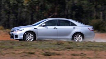 Toyota Hybrid Camry (pre-production)