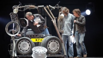 Ferrari And Top Gear Don't See Eye-to-eye