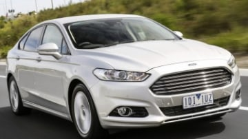 Ford Mondeo first drive review