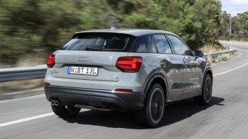 2018 Audi Q2 2.0TFSI