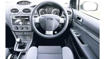 Ford Focus XR5 Turbo interior