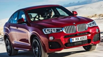 BMW X4 first drive review