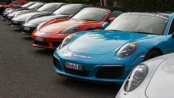 Porsche vehicles are currently stung with four separate taxes.