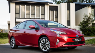 2018 Toyota Prius she says, he says review