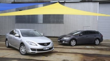 2008 Mazda6 pricing and specifications