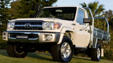 Heavy-duty Toyota LandCruiser no longer first pick for miners