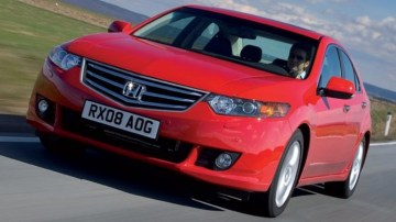 Can the Honda's good resale value tip it over the line.