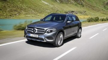 2018 Mercedes-Benz GLC200 revealed