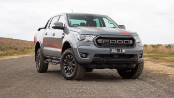 2021 Ford Ranger FX4 Max review