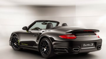 911 Turbo S 'Edition 918 Spyder' convertible.