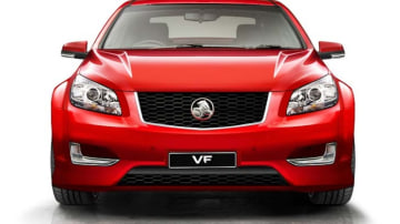 An artist's impression of how the 2013 VF Commodore could look. Illustration: Chris Harris