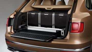 2015 Bentley Bentayga.