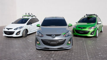 2011 Mazda2 Active