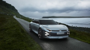 Citroen Cxperience Concept is set to make its debut at the 2016 Paris motor show.